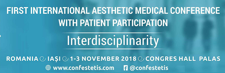 First international aesthetic medical conference with patient participation
